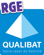 Logo qualification Qualibat RGE
